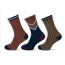 Dames sokken in verschillende kleuren