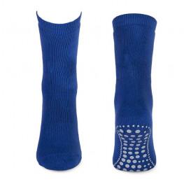 Anti-slip sokken kobaltblauw