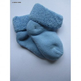 Baby sokken badstof