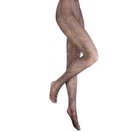 Panty marianne met snake print camel
