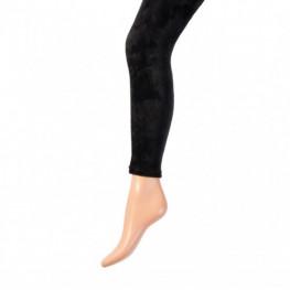 Dames legging fluweel