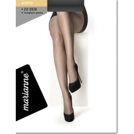 Marianne panty 20 denier  zijde glans 422