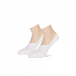 Footies badstof katoen in het wit