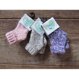 Sokjes 50% wol voor baby's