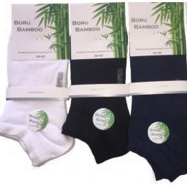 Bamboe dames sneaker, comfortabel en super zacht. prijs per 2 paar