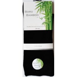 Bamboe sokken dames per 3 paar goedkoper.