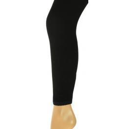 Dames super thermo legging zwart