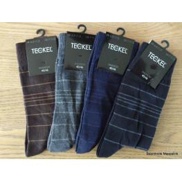 Heren sokken met strepen