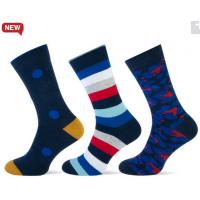 Muziekdoosje met heren sokken