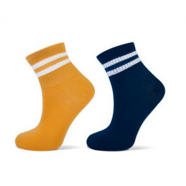 Shortsock van Yellow moon 2 - pack.