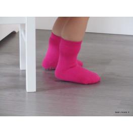 Anti slip sokjes voor baby's in diverse kleuren.