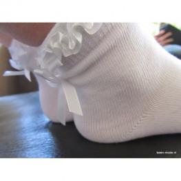 Shortsok voor meisjes met lintje